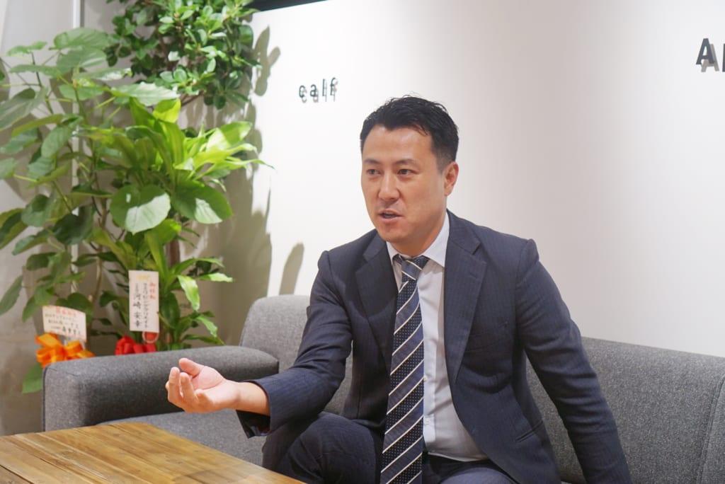 株式会社アップルハウスの鈴木優平(すずき ゆうへい)代表