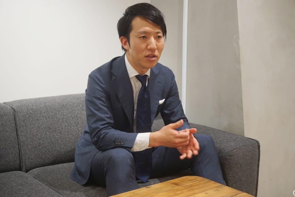株式会社Core Managementの石田渉(いしだ わたる)代表